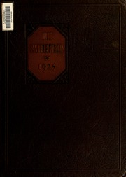 Page 1, 1925 Edition, Mary Washington College - Battlefield Yearbook (Fredericksburg, VA) online yearbook collection