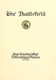 Page 7, 1925 Edition, Mary Washington College - Battlefield Yearbook (Fredericksburg, VA) online yearbook collection