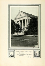Page 10, 1928 Edition, Mary Washington College - Battlefield Yearbook (Fredericksburg, VA) online yearbook collection