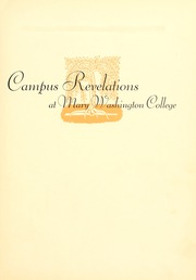 Page 7, 1942 Edition, Mary Washington College - Battlefield Yearbook (Fredericksburg, VA) online yearbook collection
