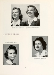 Page 101, 1944 Edition, Mary Washington College - Battlefield Yearbook (Fredericksburg, VA) online yearbook collection