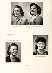 Page 104, 1944 Edition, Mary Washington College - Battlefield Yearbook (Fredericksburg, VA) online yearbook collection