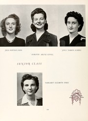 Page 108, 1944 Edition, Mary Washington College - Battlefield Yearbook (Fredericksburg, VA) online yearbook collection