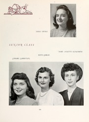 Page 109, 1944 Edition, Mary Washington College - Battlefield Yearbook (Fredericksburg, VA) online yearbook collection