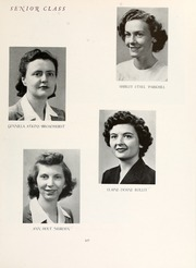 Page 111, 1944 Edition, Mary Washington College - Battlefield Yearbook (Fredericksburg, VA) online yearbook collection