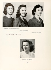 Page 112, 1944 Edition, Mary Washington College - Battlefield Yearbook (Fredericksburg, VA) online yearbook collection