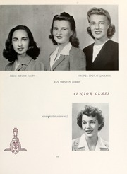 Page 115, 1944 Edition, Mary Washington College - Battlefield Yearbook (Fredericksburg, VA) online yearbook collection