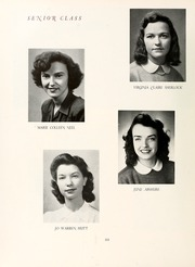 Page 116, 1944 Edition, Mary Washington College - Battlefield Yearbook (Fredericksburg, VA) online yearbook collection