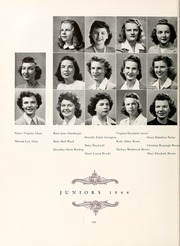 Page 120, 1944 Edition, Mary Washington College - Battlefield Yearbook (Fredericksburg, VA) online yearbook collection