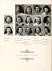 Page 122, 1944 Edition, Mary Washington College - Battlefield Yearbook (Fredericksburg, VA) online yearbook collection