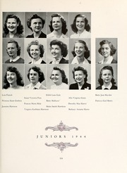 Page 123, 1944 Edition, Mary Washington College - Battlefield Yearbook (Fredericksburg, VA) online yearbook collection