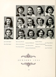 Page 124, 1944 Edition, Mary Washington College - Battlefield Yearbook (Fredericksburg, VA) online yearbook collection