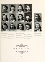 Page 125, 1944 Edition, Mary Washington College - Battlefield Yearbook (Fredericksburg, VA) online yearbook collection
