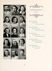 Page 145, 1944 Edition, Mary Washington College - Battlefield Yearbook (Fredericksburg, VA) online yearbook collection