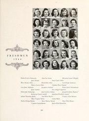 Page 147, 1944 Edition, Mary Washington College - Battlefield Yearbook (Fredericksburg, VA) online yearbook collection