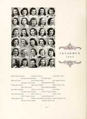 Page 150, 1944 Edition, Mary Washington College - Battlefield Yearbook (Fredericksburg, VA) online yearbook collection