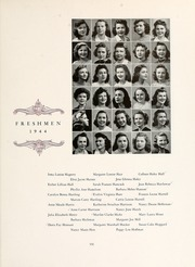 Page 155, 1944 Edition, Mary Washington College - Battlefield Yearbook (Fredericksburg, VA) online yearbook collection