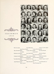 Page 157, 1944 Edition, Mary Washington College - Battlefield Yearbook (Fredericksburg, VA) online yearbook collection