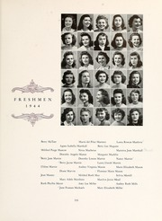 Page 159, 1944 Edition, Mary Washington College - Battlefield Yearbook (Fredericksburg, VA) online yearbook collection