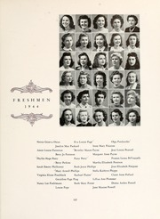 Page 161, 1944 Edition, Mary Washington College - Battlefield Yearbook (Fredericksburg, VA) online yearbook collection