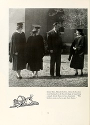 Page 40, 1944 Edition, Mary Washington College - Battlefield Yearbook (Fredericksburg, VA) online yearbook collection