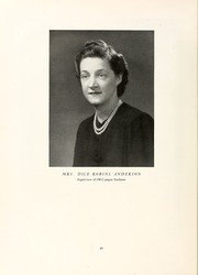 Page 44, 1944 Edition, Mary Washington College - Battlefield Yearbook (Fredericksburg, VA) online yearbook collection