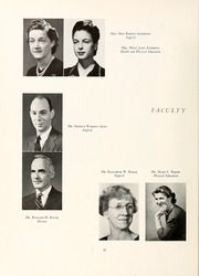 Page 46, 1944 Edition, Mary Washington College - Battlefield Yearbook (Fredericksburg, VA) online yearbook collection