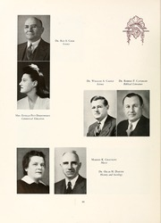 Page 48, 1944 Edition, Mary Washington College - Battlefield Yearbook (Fredericksburg, VA) online yearbook collection