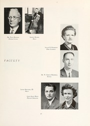 Page 51, 1944 Edition, Mary Washington College - Battlefield Yearbook (Fredericksburg, VA) online yearbook collection