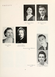 Page 53, 1944 Edition, Mary Washington College - Battlefield Yearbook (Fredericksburg, VA) online yearbook collection