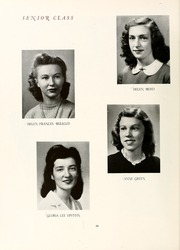 Page 92, 1944 Edition, Mary Washington College - Battlefield Yearbook (Fredericksburg, VA) online yearbook collection
