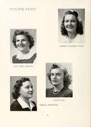 Page 96, 1944 Edition, Mary Washington College - Battlefield Yearbook (Fredericksburg, VA) online yearbook collection