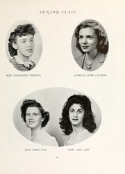 Page 99, 1944 Edition, Mary Washington College - Battlefield Yearbook (Fredericksburg, VA) online yearbook collection