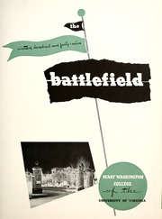 Page 11, 1949 Edition, Mary Washington College - Battlefield Yearbook (Fredericksburg, VA) online yearbook collection
