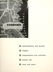 Page 13, 1949 Edition, Mary Washington College - Battlefield Yearbook (Fredericksburg, VA) online yearbook collection