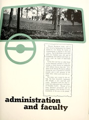 Page 15, 1949 Edition, Mary Washington College - Battlefield Yearbook (Fredericksburg, VA) online yearbook collection