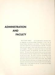 Page 14, 1952 Edition, Mary Washington College - Battlefield Yearbook (Fredericksburg, VA) online yearbook collection