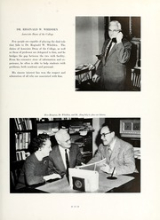 Page 17, 1959 Edition, Mary Washington College - Battlefield Yearbook (Fredericksburg, VA) online yearbook collection