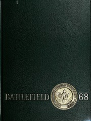 Page 1, 1968 Edition, Mary Washington College - Battlefield Yearbook (Fredericksburg, VA) online yearbook collection