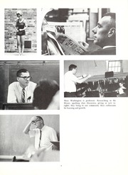 Page 11, 1968 Edition, Mary Washington College - Battlefield Yearbook (Fredericksburg, VA) online yearbook collection
