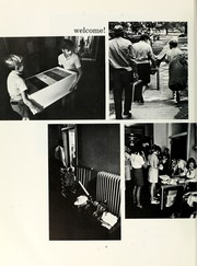 Page 10, 1970 Edition, Mary Washington College - Battlefield Yearbook (Fredericksburg, VA) online yearbook collection