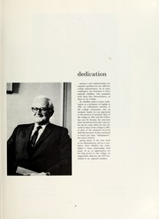 Page 7, 1970 Edition, Mary Washington College - Battlefield Yearbook (Fredericksburg, VA) online yearbook collection