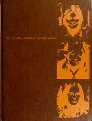 1974 Edition, Mary Washington College - Battlefield Yearbook (Fredericksburg, VA)