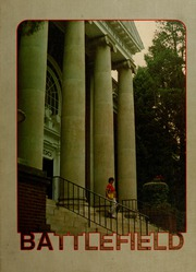 1979 Edition, Mary Washington College - Battlefield Yearbook (Fredericksburg, VA)