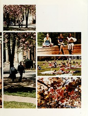 Page 9, 1981 Edition, Mary Washington College - Battlefield Yearbook (Fredericksburg, VA) online yearbook collection