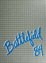 1984 Edition, Mary Washington College - Battlefield Yearbook (Fredericksburg, VA)