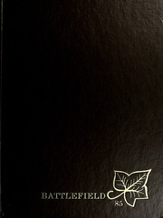 1985 Edition, Mary Washington College - Battlefield Yearbook (Fredericksburg, VA)