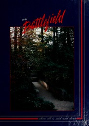 1987 Edition, Mary Washington College - Battlefield Yearbook (Fredericksburg, VA)