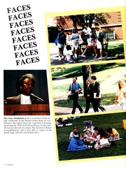 Page 12, 1988 Edition, Mary Washington College - Battlefield Yearbook (Fredericksburg, VA) online yearbook collection