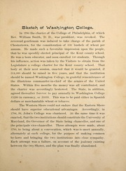 Page 15, 1895 Edition, Washington College - Pegasus Yearbook (Chestertown, MD) online yearbook collection